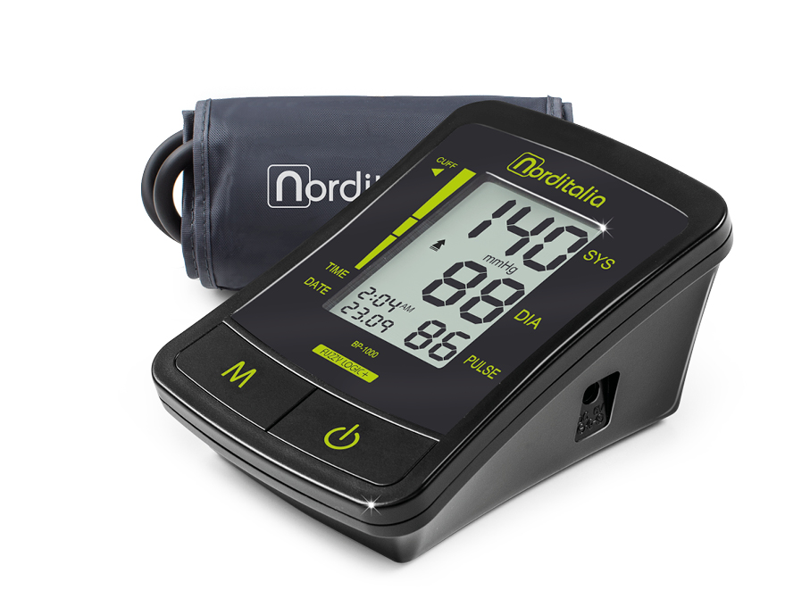 BP-1000 The blood pressure monitor with maximum accuracy