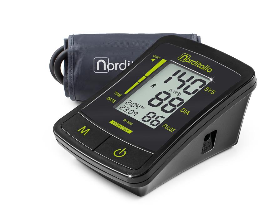 BP-1000 Il misuratore di pressione con massima accuratezza